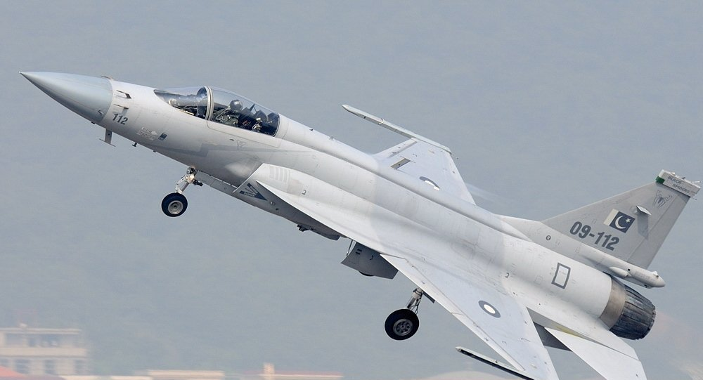 JF-17 Thunder, avión paquistaní de combate multirol de peso ligero