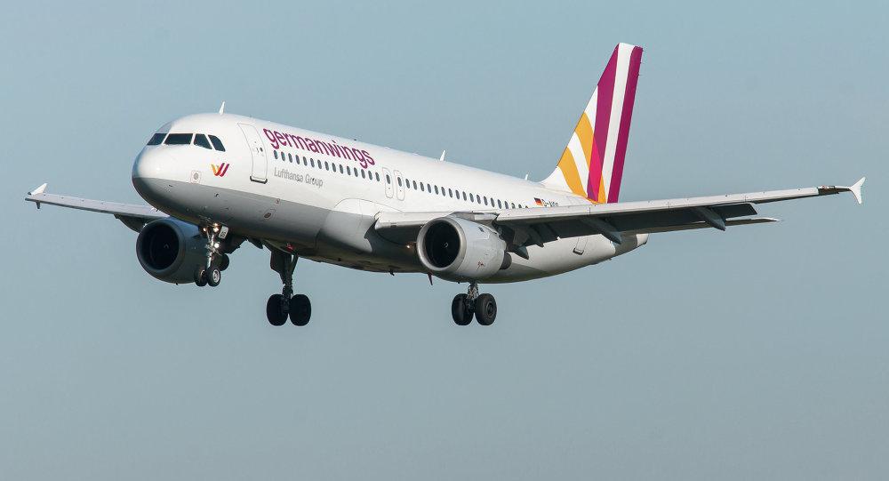 Airbus A320, avión de Germanwings