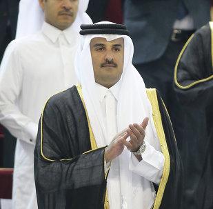 Hamad bin Khalifa Al Thani, emir de Catar