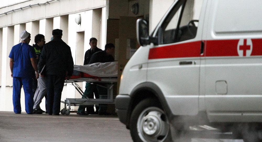 Ambulancia (Archivo)