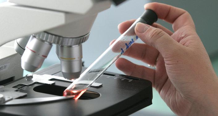 Вирусологическая лаботория во Владимире