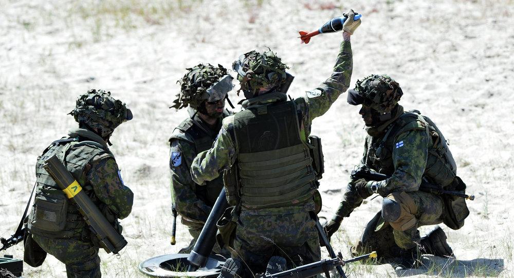 Maniobras de la OTAN Baltops (Operación en el Báltico)