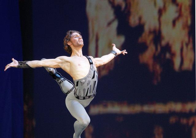 Ivan Vassíliev, famoso bailarín ruso