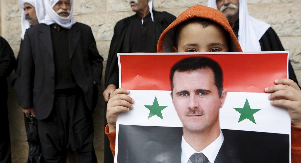 EEUU espera dimisión voluntaria del presidente sirio Bashar Asad