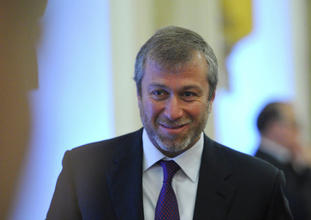 Román Abramóvich