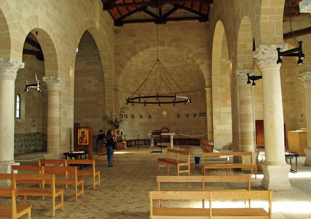 Iglesia de la Multiplicación de los Panes y los Peces (archivo)