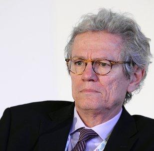 Paulo Nogueira Batista Júnior, vicepresidente del Banco de Desarrollo del BRICS