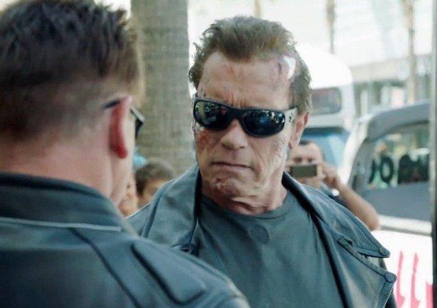 Regresa Terminator