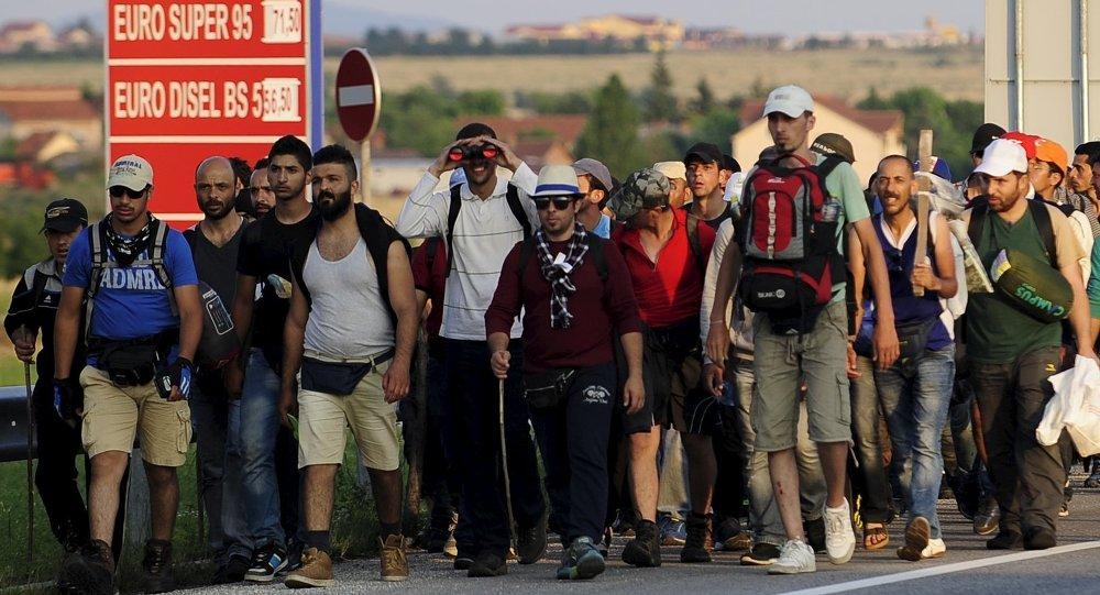 Hungría recibe el mayor flujo de 'sin papeles', dice Orbán