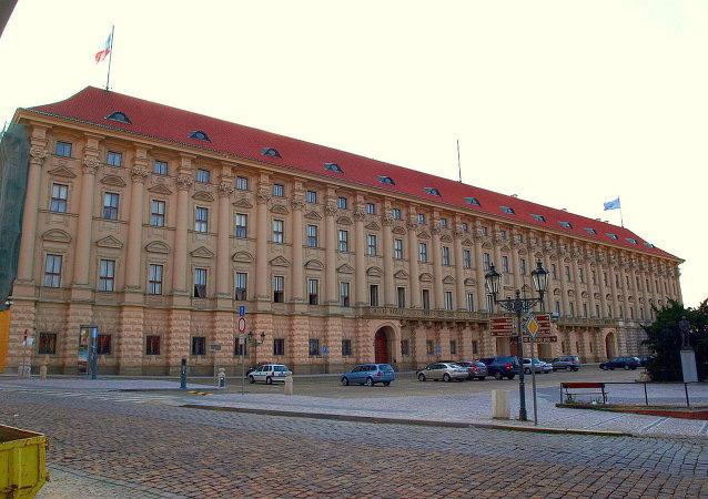 Ministerio de Exteriores de República Checa