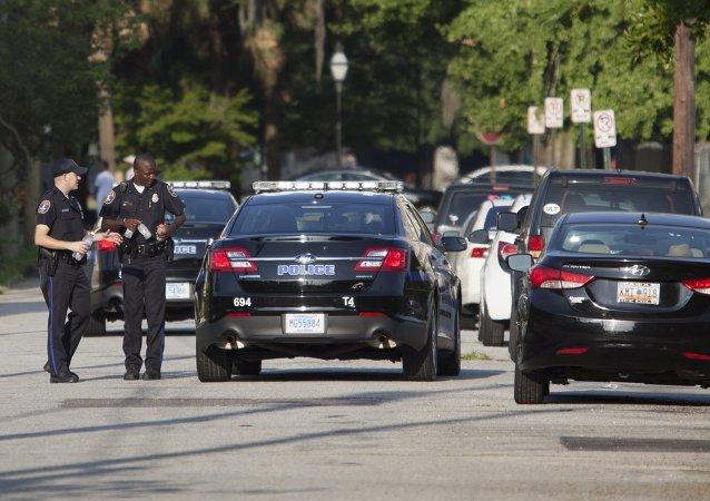 Policía de Charleston