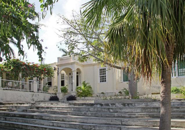 Finca Vigía, casa de Ernest Hemingway en La Habana, Cuba