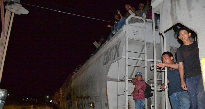 México endurece operativo de seguridad para frenar migración hacia EEUU, denuncia ONG