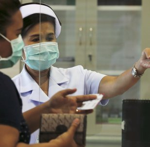 Una enfermera (imagen referencial)