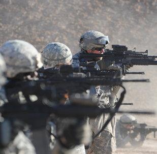 Soldados del Ejército de EEUU en Irak (archivo)