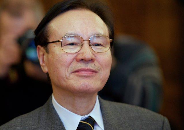 Shotaro Yachi, secretario del Consejo de Seguridad de Japón