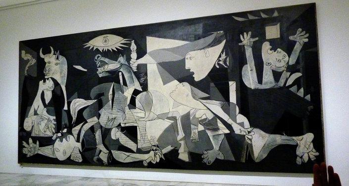 Guernica, cuadro de Pablo Picasso