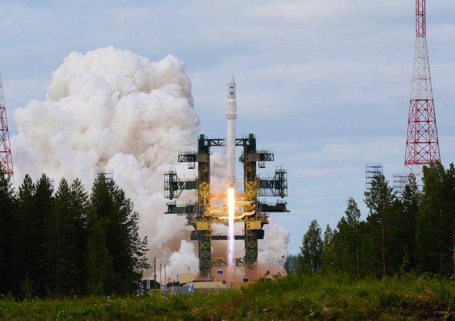 Cohete portador pesado Angará