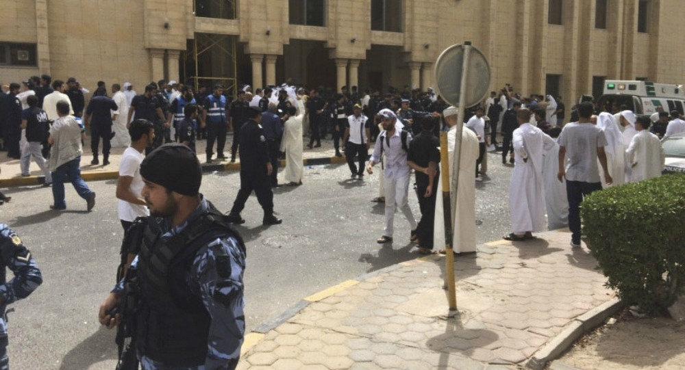 Ataque terrorista en una mezquita kuwaití