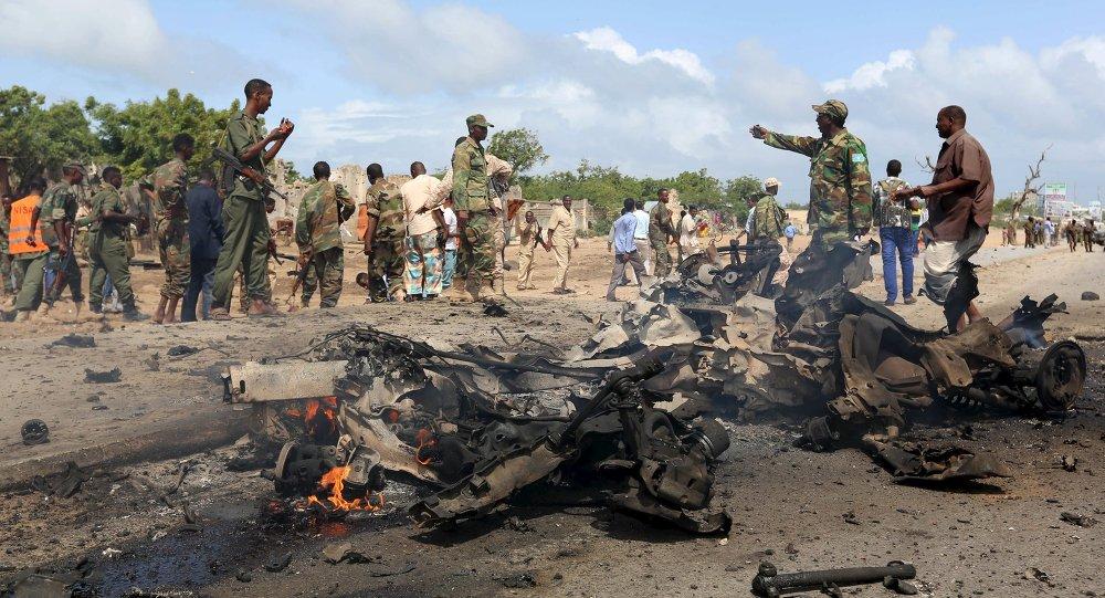 Ataques terroristas del grupo radical Al Shabab en Somalia (archivo)