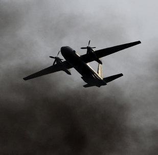 Un avión An-26 ruso (archivo)