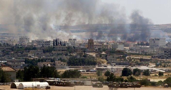 Ciudad de Kobani