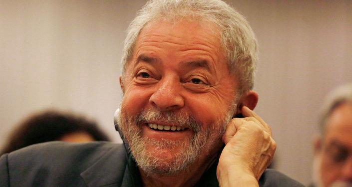 Luiz Inácio Lula da Silva, expresidente de Brasil y líder del Partido de los Trabajadores