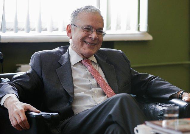 Antonio José Vallim Guerreiro, embajador de Brasil en Rusia