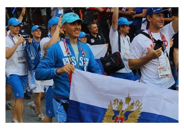 Rusia gana 29 medallas en los Juegos Mundiales de Policías y Bomberos