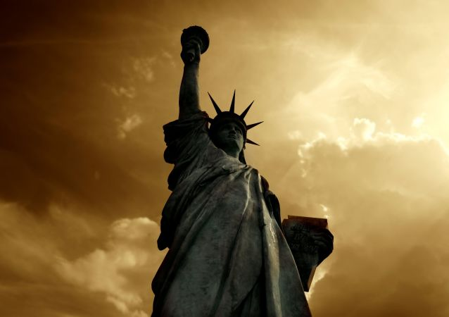 EEUU pierde el estatus del bastión de la libertad del mundo, dice informe