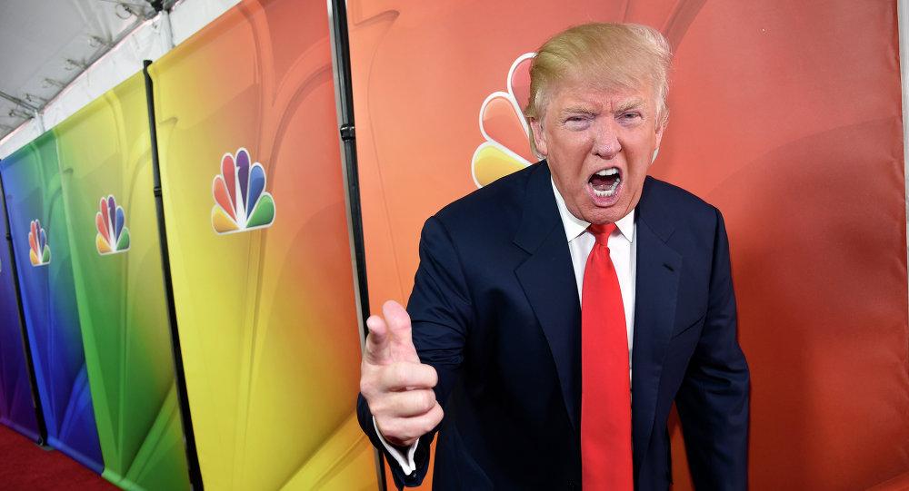 Donald Trump, precandidato a la presidencia de EEUU