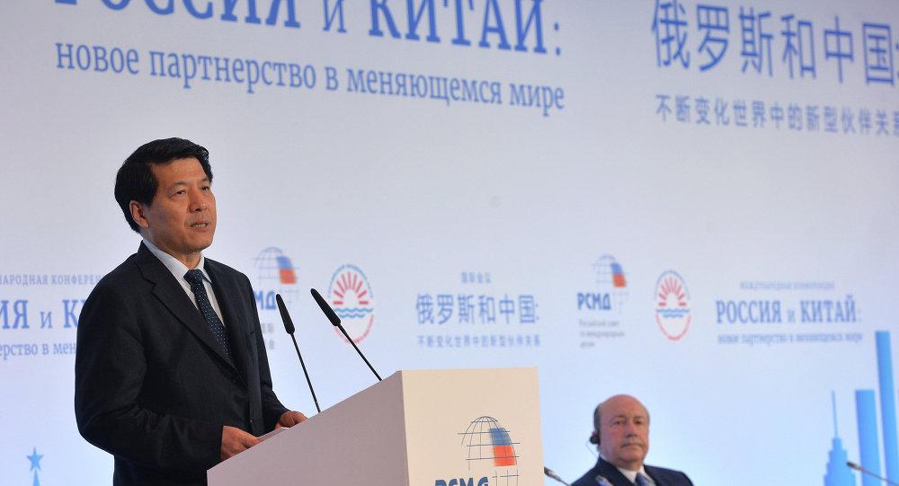 Li Hui, embajador de China en Moscú