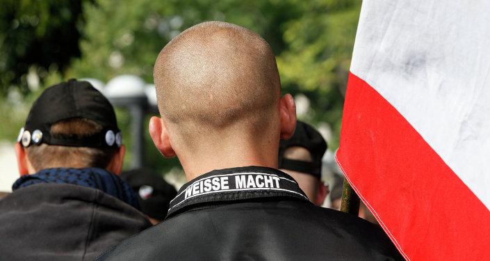 Un neonazi alemán