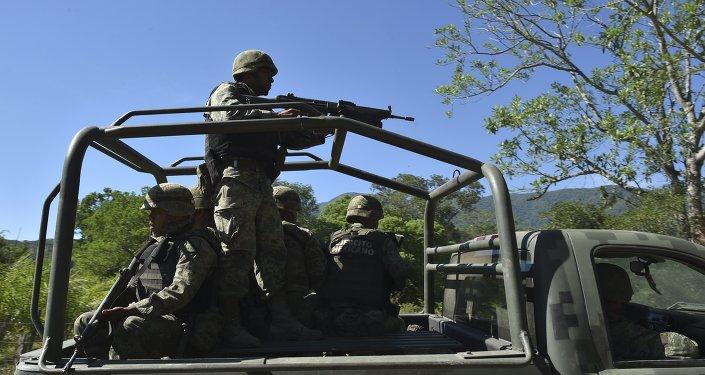Militares mexicanos (Archivo)
