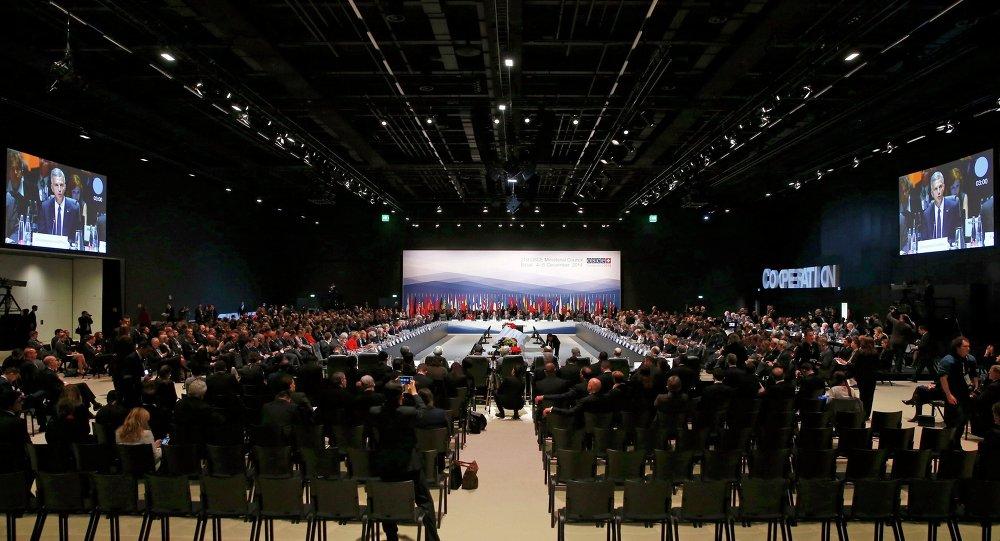 Asamblea Parlamentaria de la OSCE (Archivo)