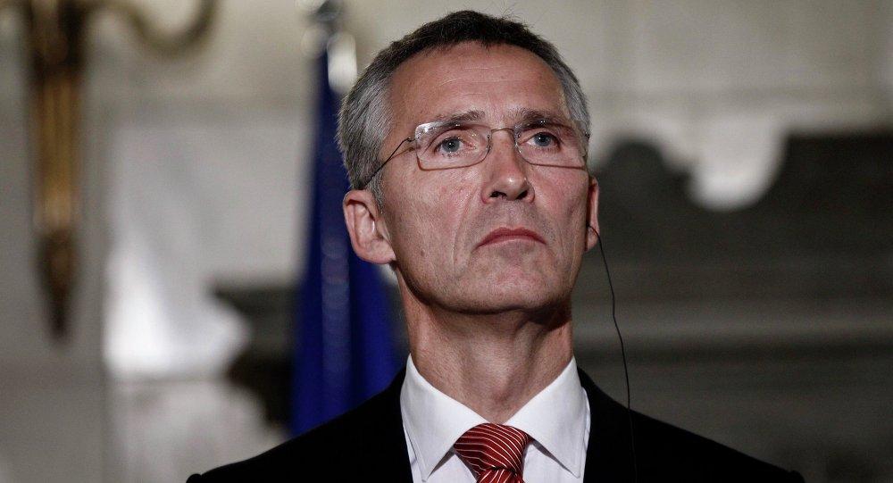 Jens Stoltenberg, secretario general de OTAN