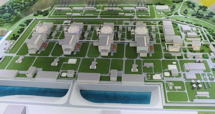 Central nuclear de Akkuyu en Turquía