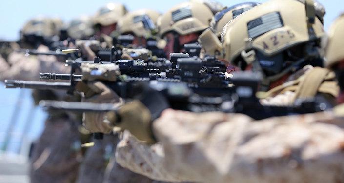 Muchos países perciben a EEUU como amenaza, dice diplomático ruso
