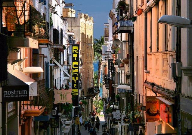 Sitges, Barcelona, España