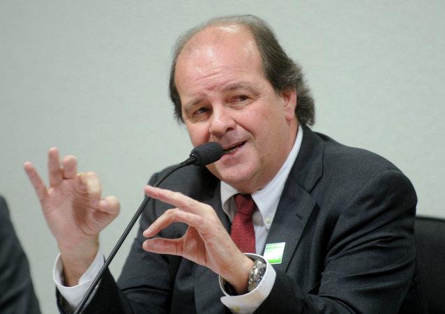 Jorge Zelada, exdirector de la petrolera Petrobras