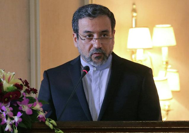 Abbas Araqchi, viceministro de Asuntos Exteriores de Irán