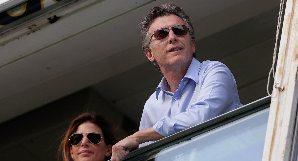 Mauricio Macri, jefe del Gobierno en la ciudad de Buenos Aires (archivo)