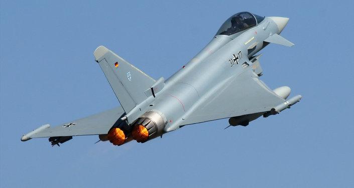 Caza de la Fuerza Aérea de Alemania