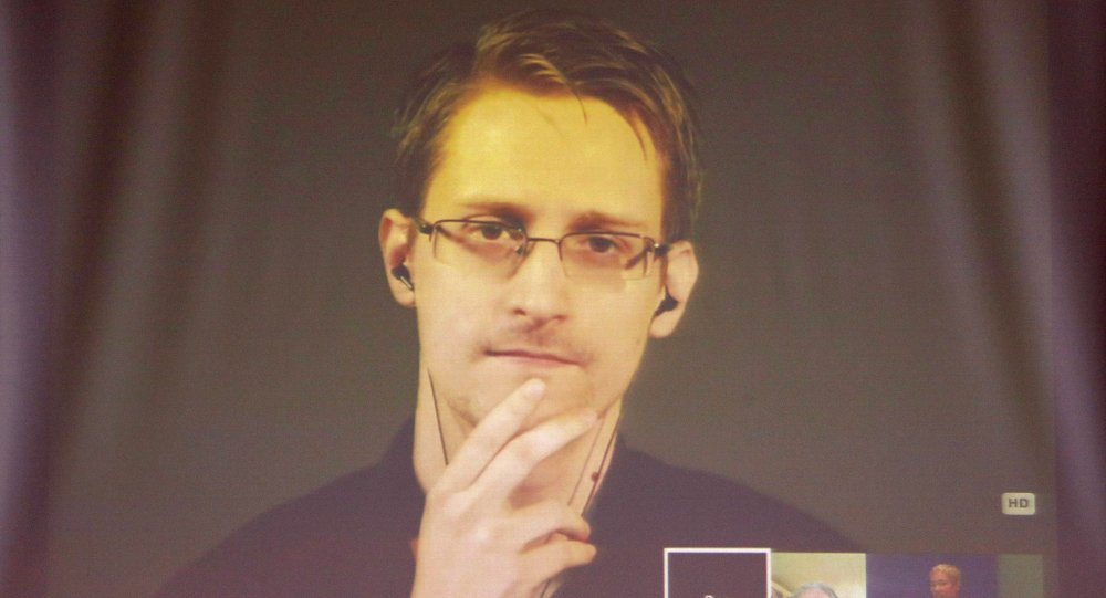 Edward Snowden, extécnico de la NSA