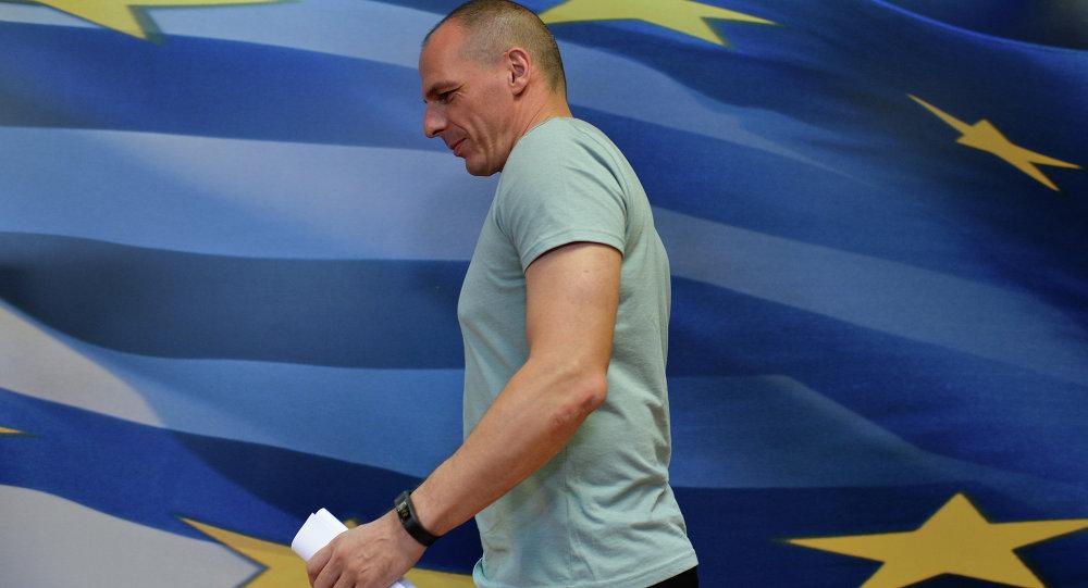 Yanis Varufakis, exministro de Finanzas de Grecia