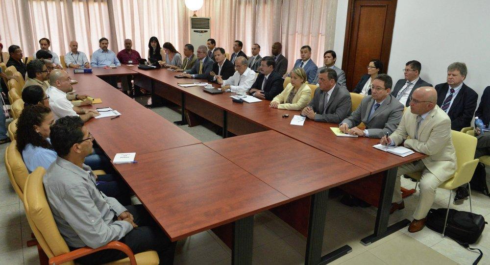 Negociaciones entre Gobierno de Colombia y FARC (Archivo)