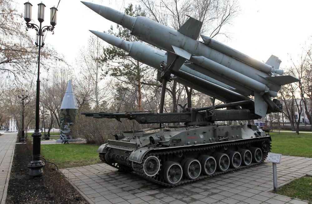 En 1965, las ZRV incluyeron en sus arsenales el sistema Krug