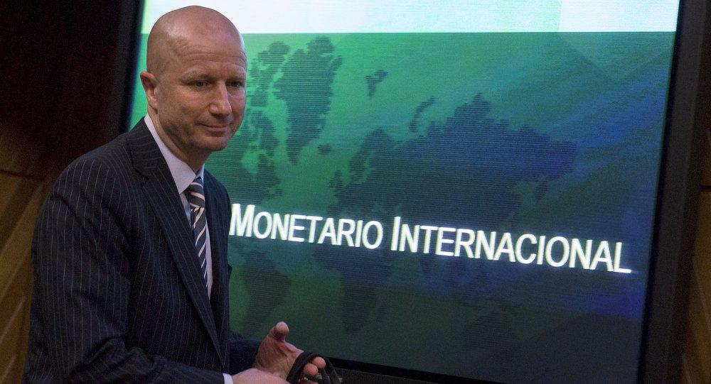Helge Berger, encargado de la misión de FMI en España