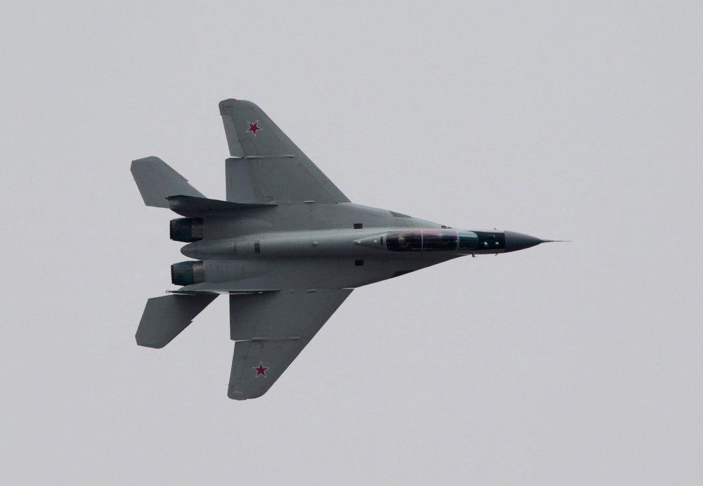 MiG-29 (Fulcrum, según clasificación de la OTAN)