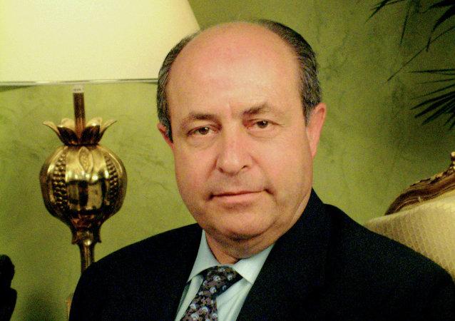 José Torres Hurtado, alcalde de Granada